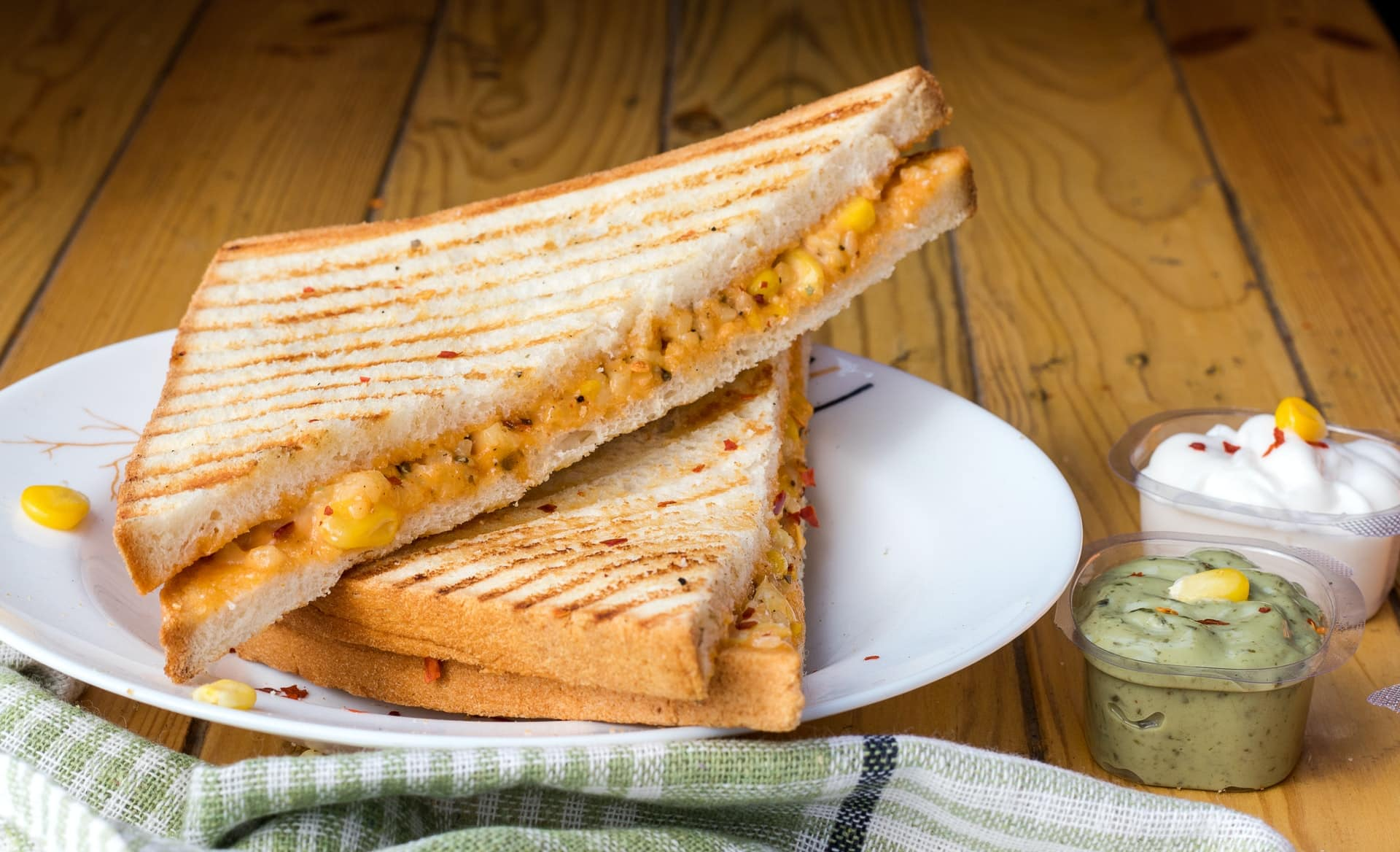 CBD Infused Grilled Cheese Sandwich Recipe