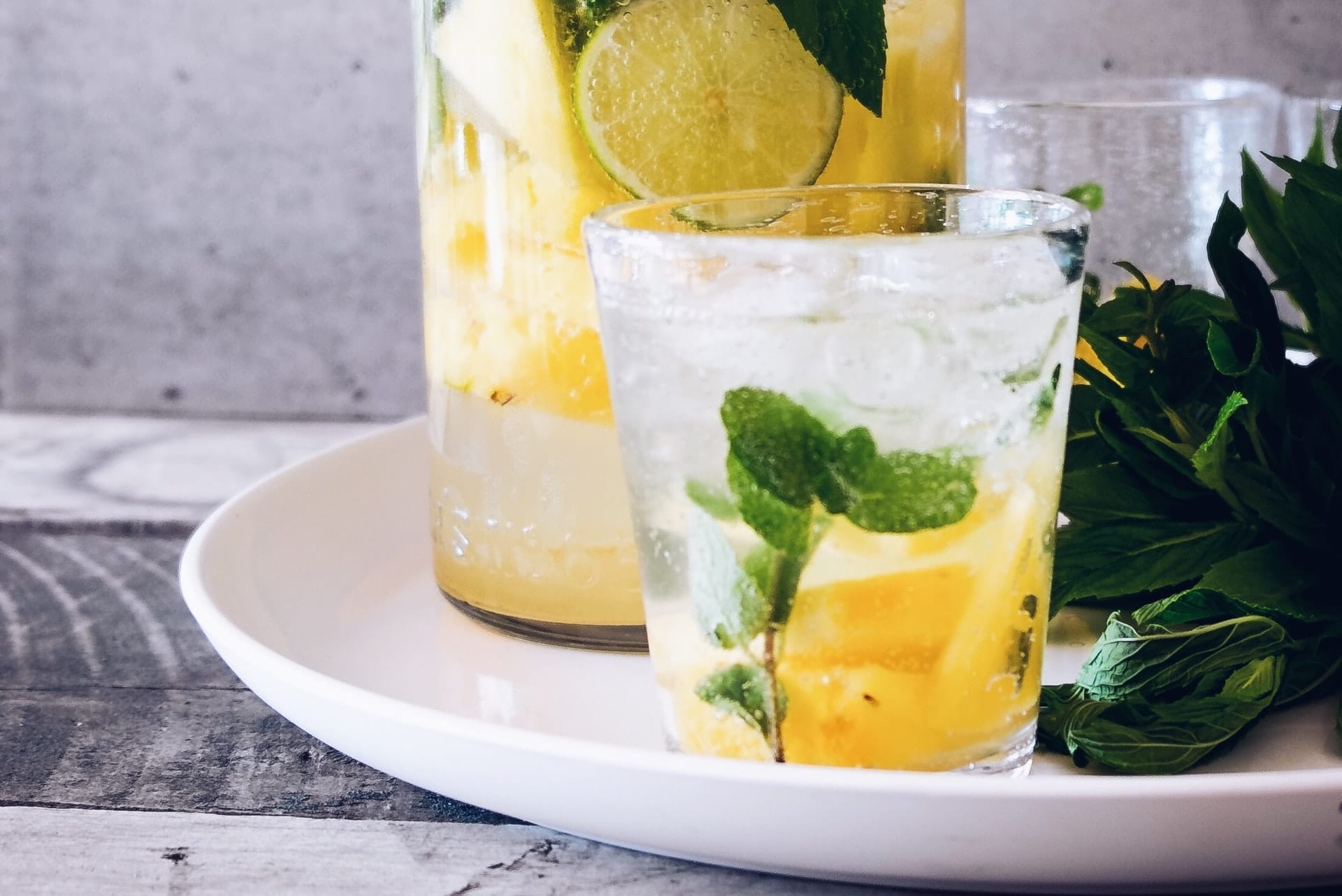 CBD Infused Mango Mojito Recipe