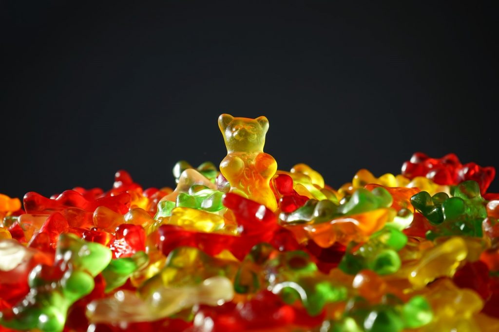 DIY CBD Gummy Bear Recipe